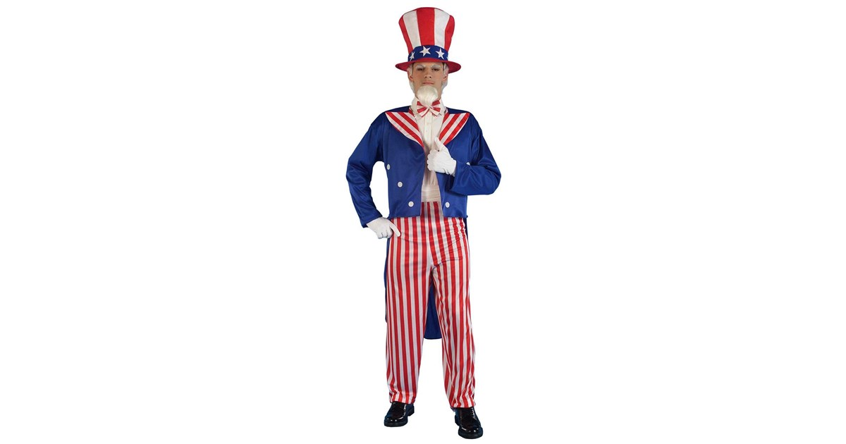 Uncle Sam Adult Costume | BuyCostumes.com