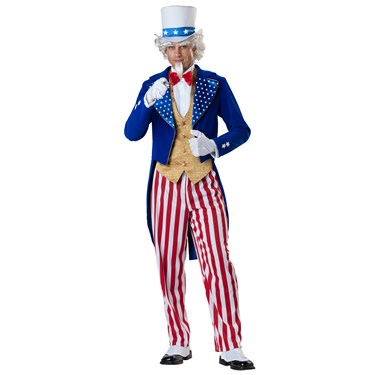 Uncle Sam Elite Collection Adult Costume
