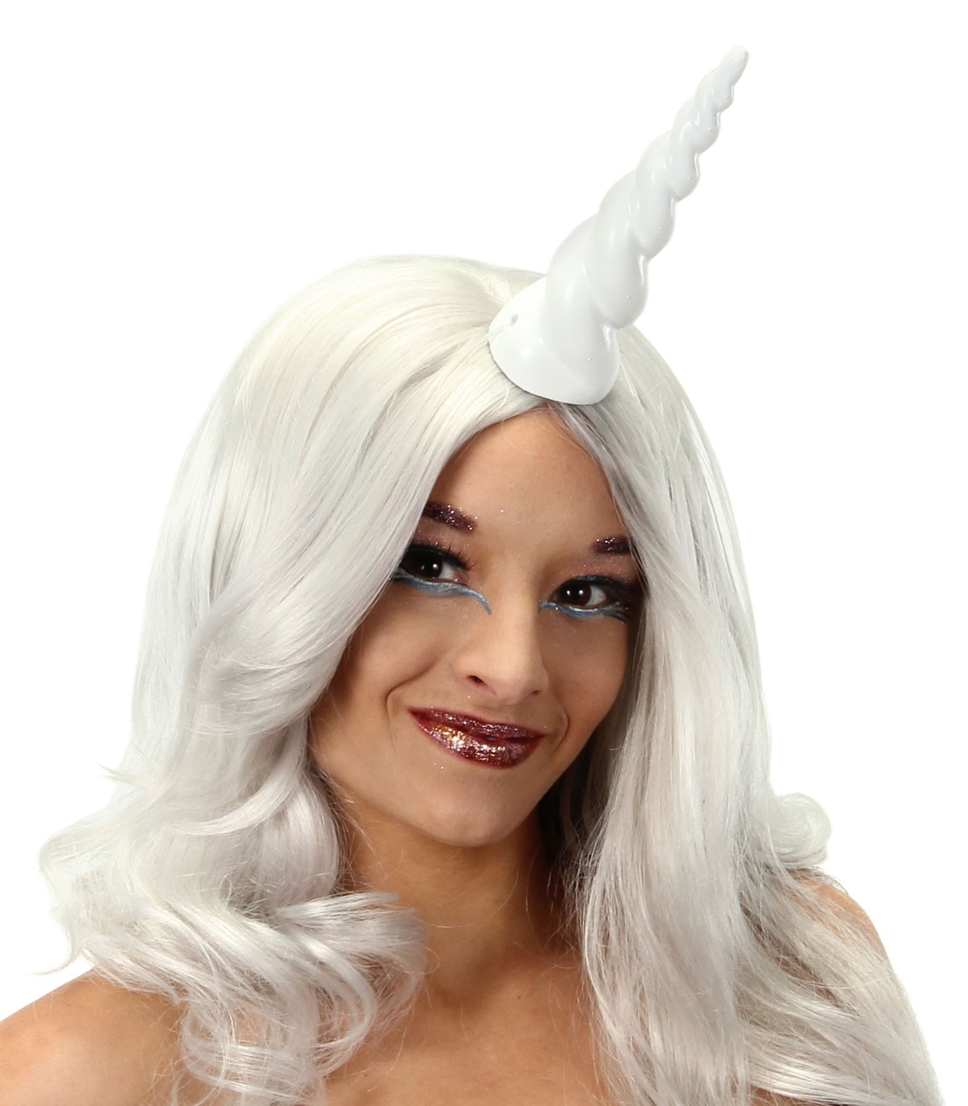 Unicorn Horn White