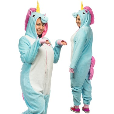 Unicorn Unisex Adult Onesie
