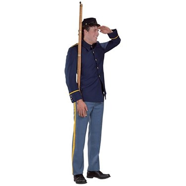 Union Soldier Regency Collection Adult Costume