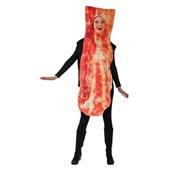 Unisex Bacon Strip Adult Costume