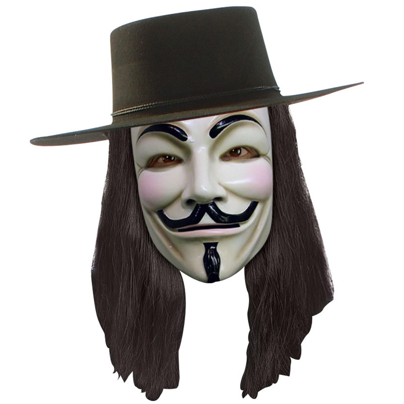 V for Vendetta Mask | BuyCostumes.com