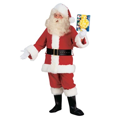 Value Santa Suit