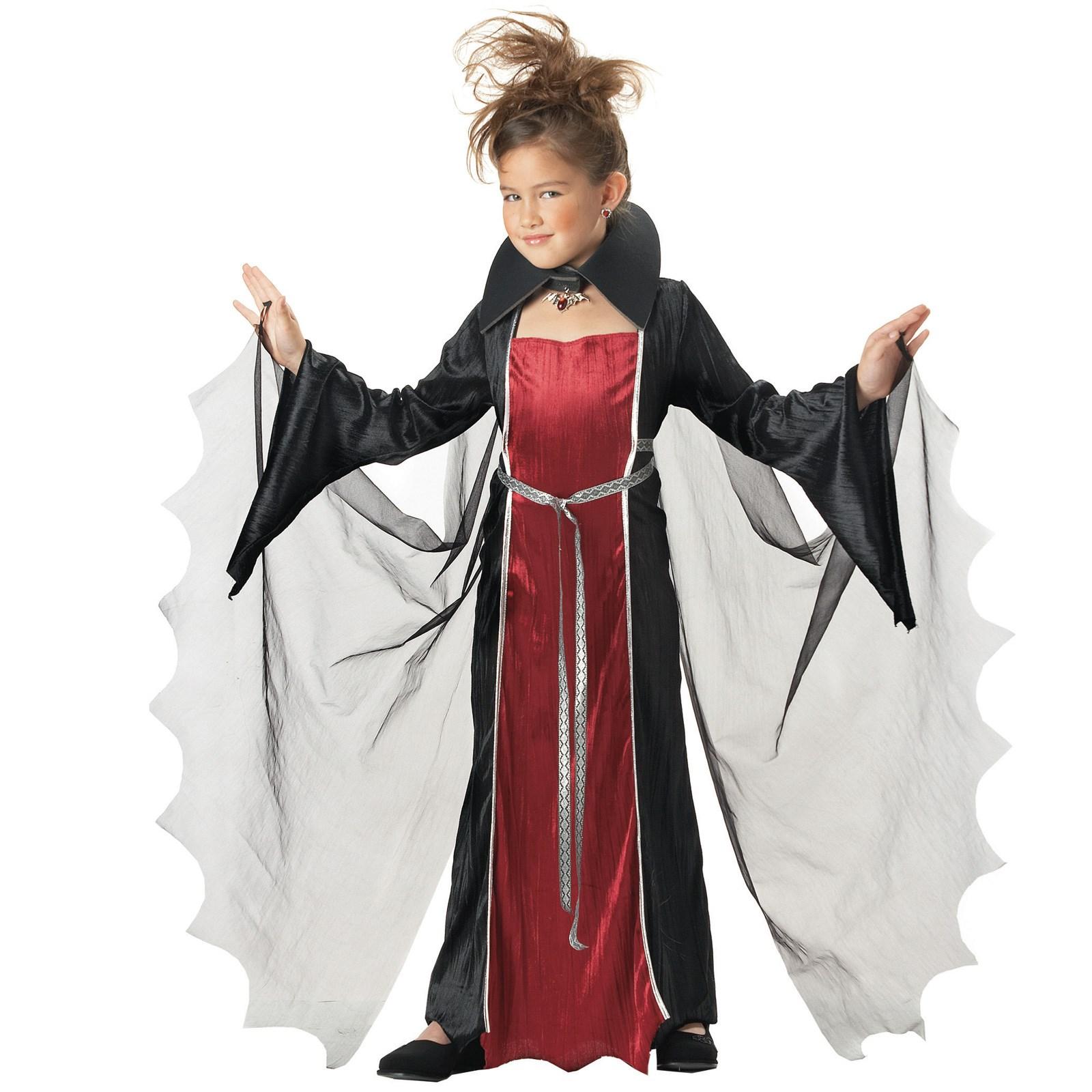 Vampire girl child costume - Costume halloween fille ...