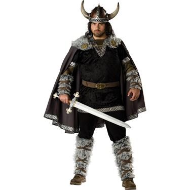 Viking Warrior Adult Plus Costume