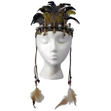 Voodoo Adult Headpiece