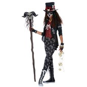 Voodoo Charm Girl Child Costume