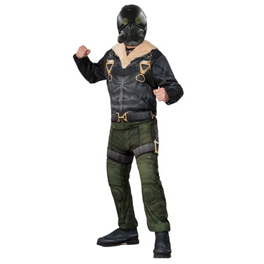Vulture Muscle Chest Deluxe Adult Costume