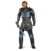 Warcraft Lothar Classic Muscle Teen Costume