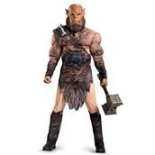 Warcraft Orgrim  Deluxe Muscle Teen Costume