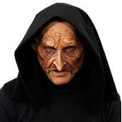 Warlock Overhead Mask w/ Hood