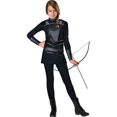 Warrior Huntress Costume For Tweens