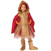 Warrior Princess Child Costume