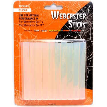 Webcaster Clear Sticks