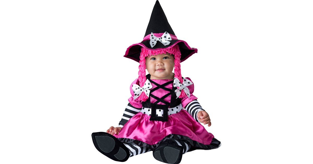 Wee Witch Baby Costume | BuyCostumes.com
