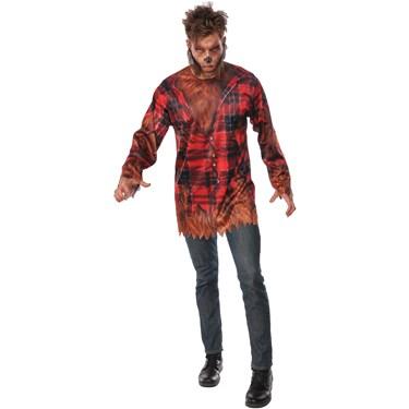 Werewolf Adult Shirt