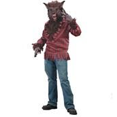 Werewolf Brown Adult Costume