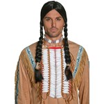 Western Authentic Beaded Breastplate Adult