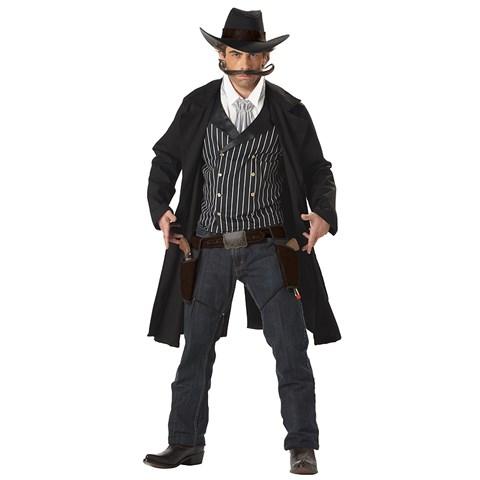 Western Gunslinger Adult Costume
