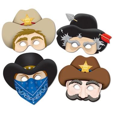 Western Paper Masks