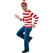 Where's Waldo Costume Kit