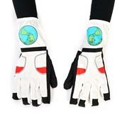 White Astronaut Child Gloves