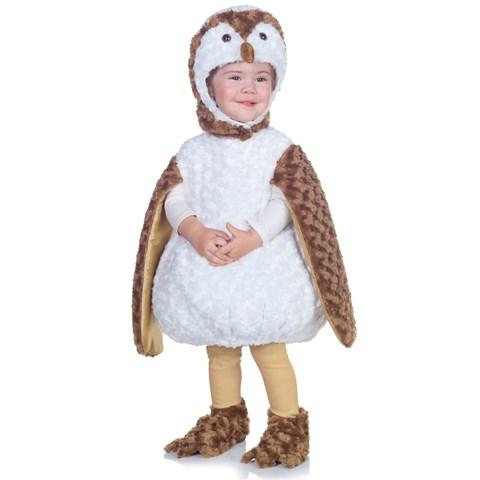 White Barn Owl Child Costume