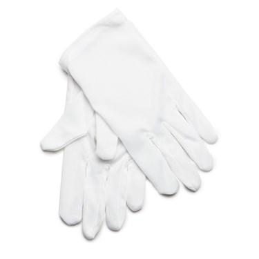 White Child Gloves