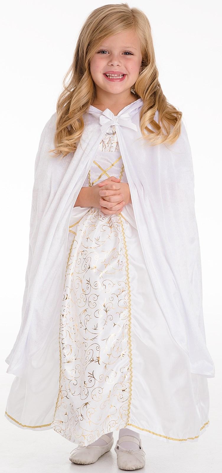White Cloak For Girls