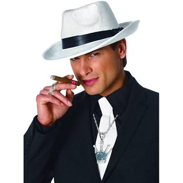 White King Pin Hat Adult