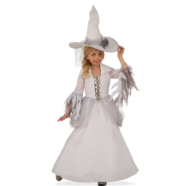 White Witch Child Costume