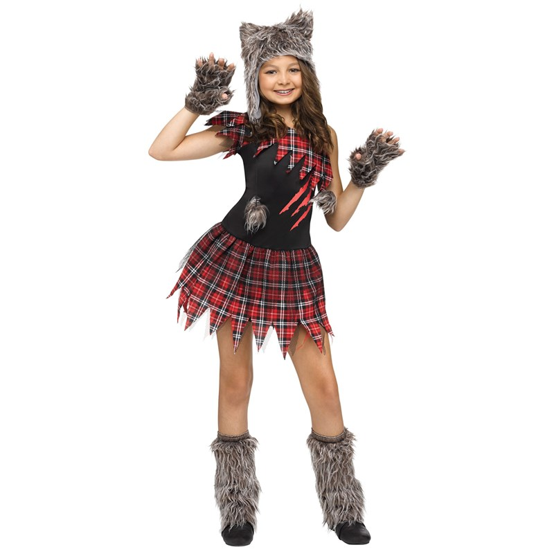 Wick'd Wolfie Costume For Kids | BuyCostumes.com