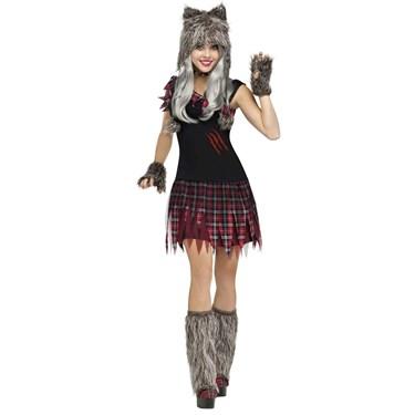 Wick'd Wolfie Sexy Womens Werewolf Costume