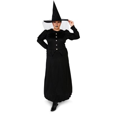 Wicked Witch Adult Plus Costume