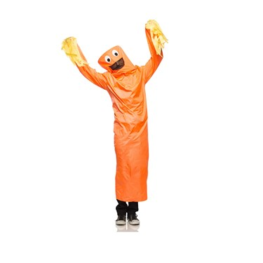 Wild Waving Tube Guy Adult Plus Costume