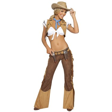 Wild West Sheriff Adult Costume