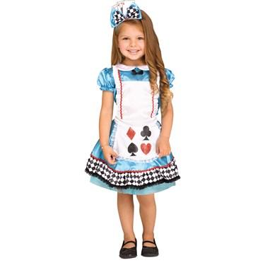 Wild Wonderland Girl Costume
