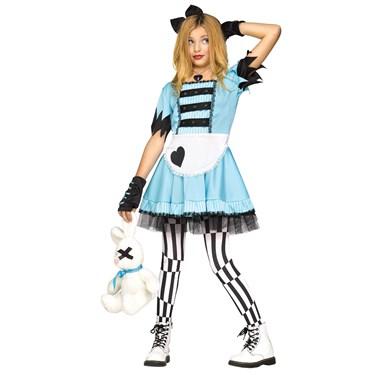Wild Wonderland Tween Costume