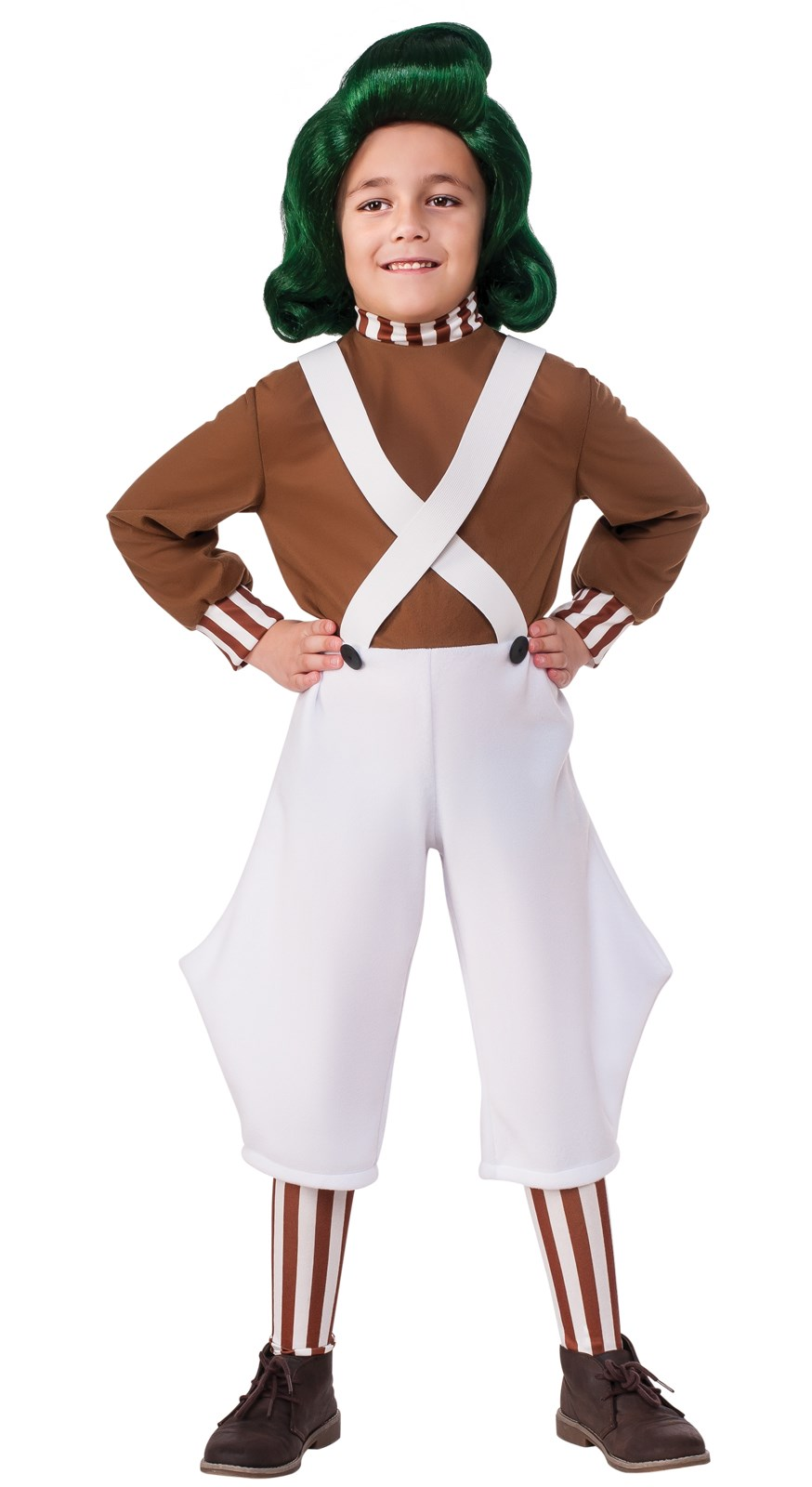 Willy Wonka & the Chocolate Factory: Oompa Loompa Classic Child ...