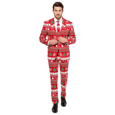 Winter Wonderland Opposuits Adult Costume