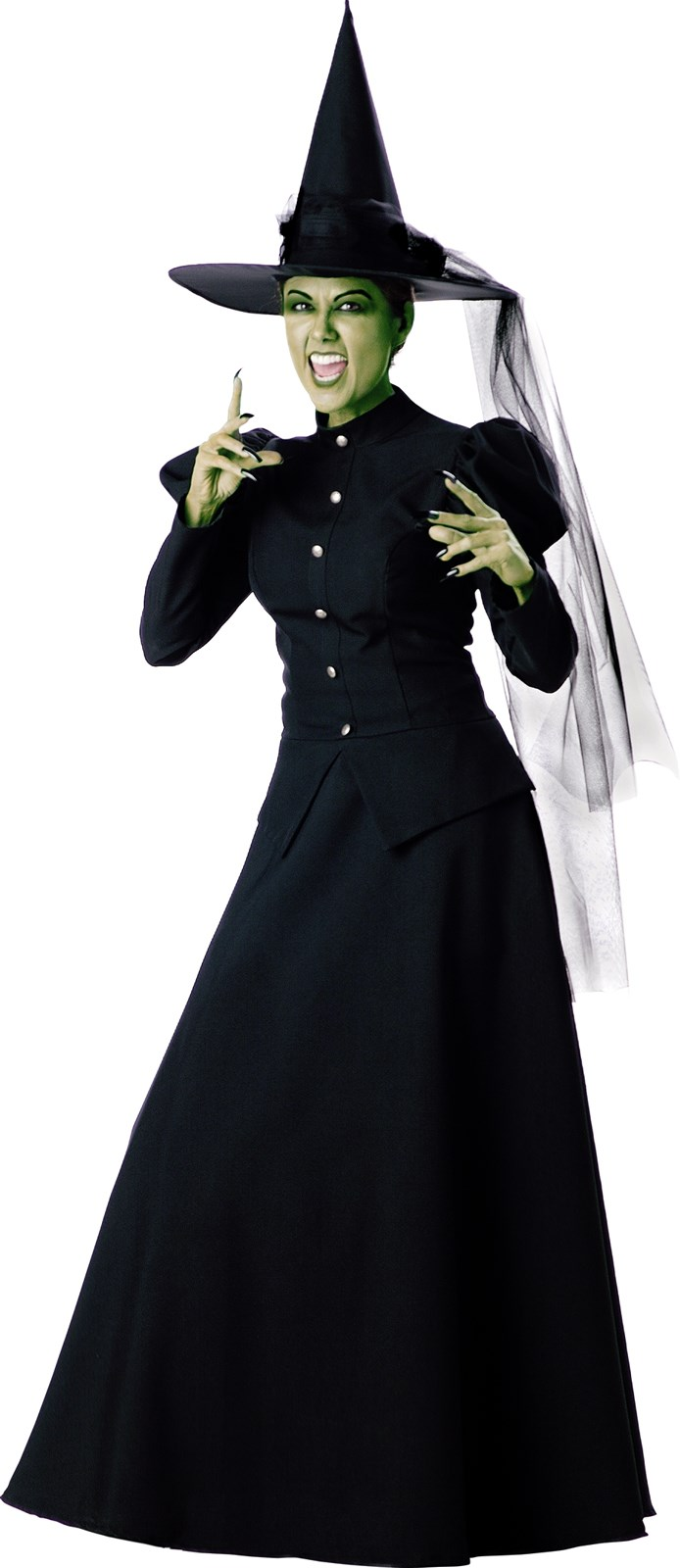 default image witch elite collection adult costume - Salem Witch Halloween Costume