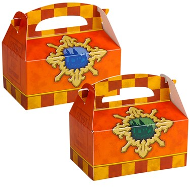 Wizard Empty Favor Boxes (4 count)