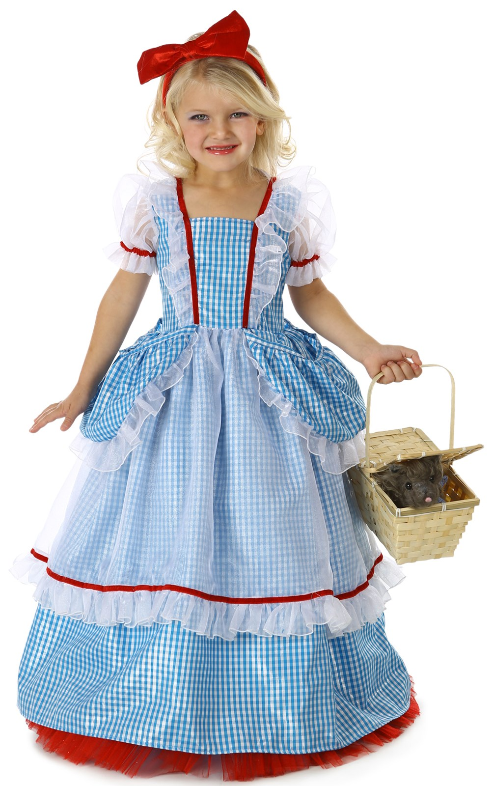 Wizard of Oz Deluxe Dorothy Costume | BuyCostumes.com