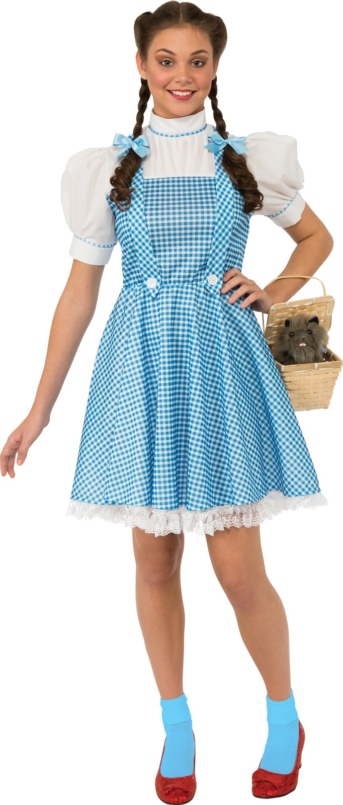 Wizard Of Oz Dorothy Adult Costume | BuyCostumes.com