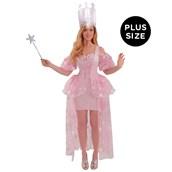 Wizard of Oz Glinda Adult Plus Costume