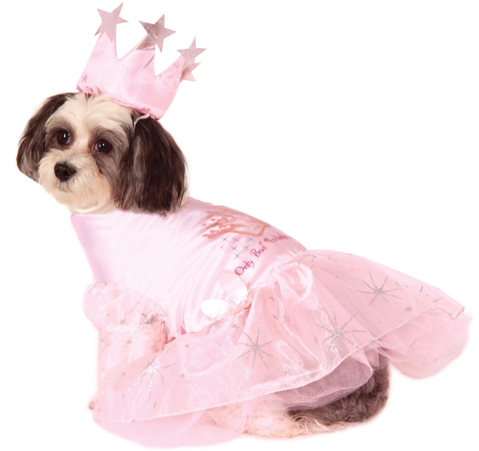 Wizard Of Oz - Glinda The Good Witch Dog Costume | BuyCostumes.com