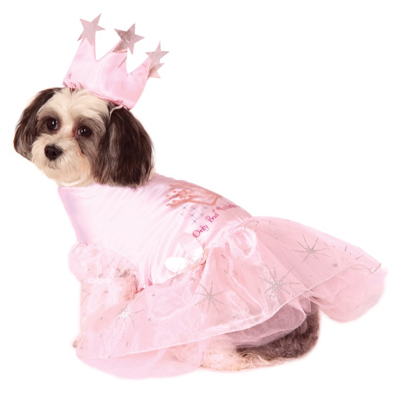 Wizard Of Oz - Glinda The Good Witch Dog Costume