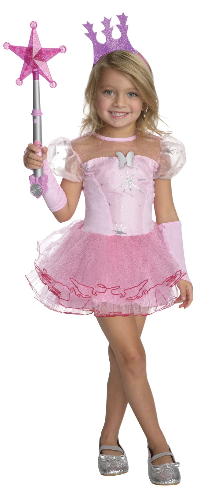 Wizard of Oz - Glinda Tutu Girls Costume | BuyCostumes.com
