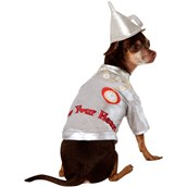 Wizard Of Oz - Tin Man Dog Costume
